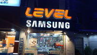 Level Mobile Store Front