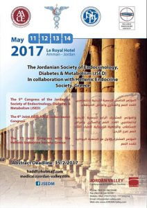 the-5th-congress-of-the-jordanian-society-of-endocrinology-diab