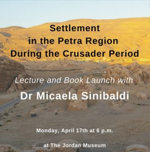 book-launch-crusader-landscapes-in-the-medieval-levant
