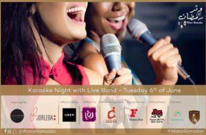 karaoke-with-live-band-at-watar-ramadan