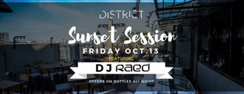 district-sunset-session