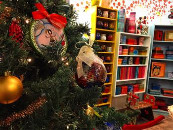 Tiny Christmas.Tiny Christmas Market At The Love