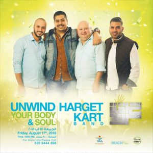 harget-kart-live-at-beach-club-tala-bay-aqaba