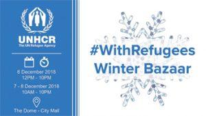unhcrs-withrefugees-winter-bazaar