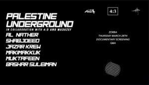 palestine-underground